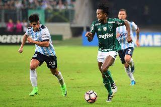 Blog Esportivo do Suíço:  Palmeiras avança com triunfo sobre Tucumán e decide oitavas em casa