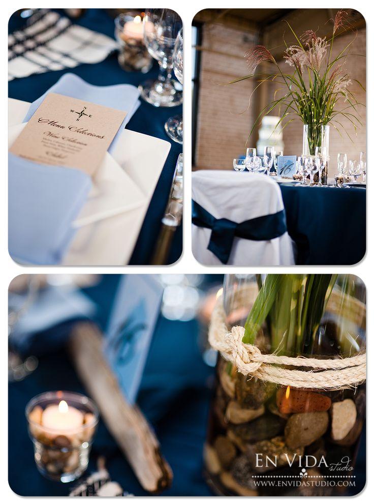 nautical wedding theme | nautical weddings
