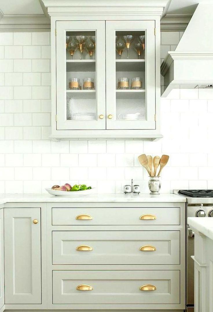 Awesome 80 Gorgeous Farmhouse Gray Kitchen Cabinet Design Ideas https://rusticroom.co/3884/80-gorgeous-farmhouse-gray-kitchen-cabinet-design-ideas