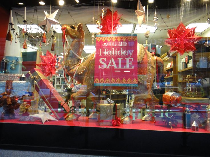 Best Holiday Window Ideas Images On Pinterest Christmas - The 8 best holiday window displays in the world