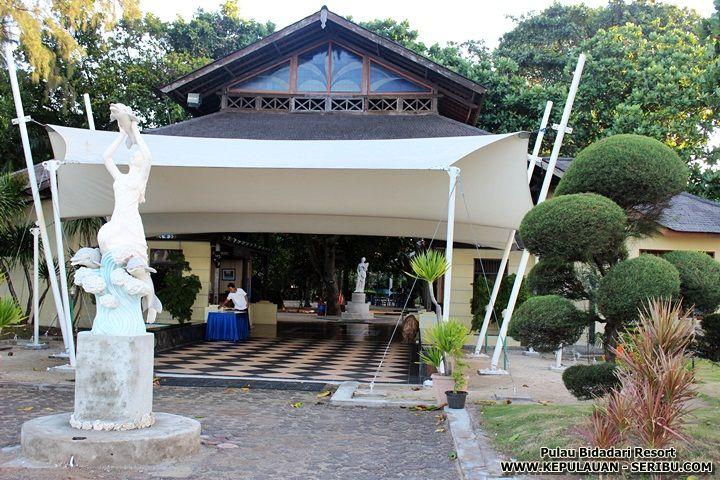 Bidadari Island Resort - Travel Pulau Seribu Island