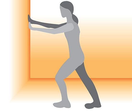 Seven Calf Stretches -- to guard against those pesky shin splints