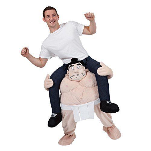 Carry Me Sumo Ringer Kostüm zu Karneval, Halloween & Fasching | ca €60