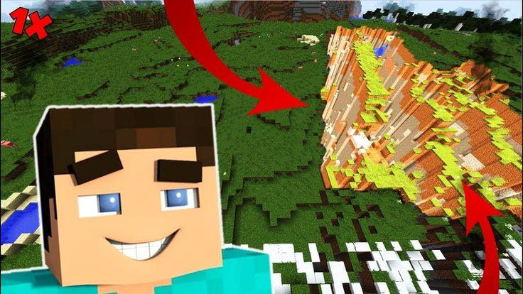 Hogyan ROMBOLJ SZÉT Egy Minecraft Világot 1 KATTINTÁSSAL?