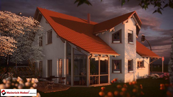 Kleines Einfamilienhaus Architekt: Heinrich Hebel Programmversion: Lumion 5.3 Pro Renderzeit: 30 sec. CAD: Allplan 2014