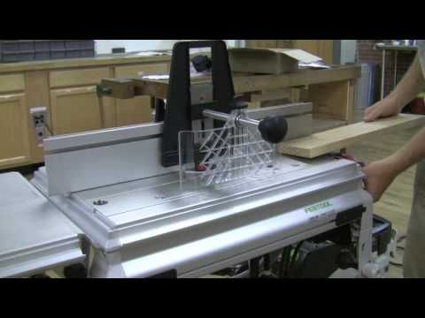 Festool CMS Router Table Product Tour - YouTube