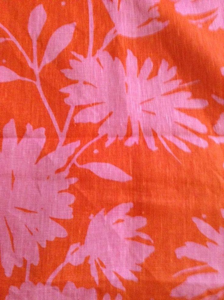 kravet Kate Spade Gerbera Fabric