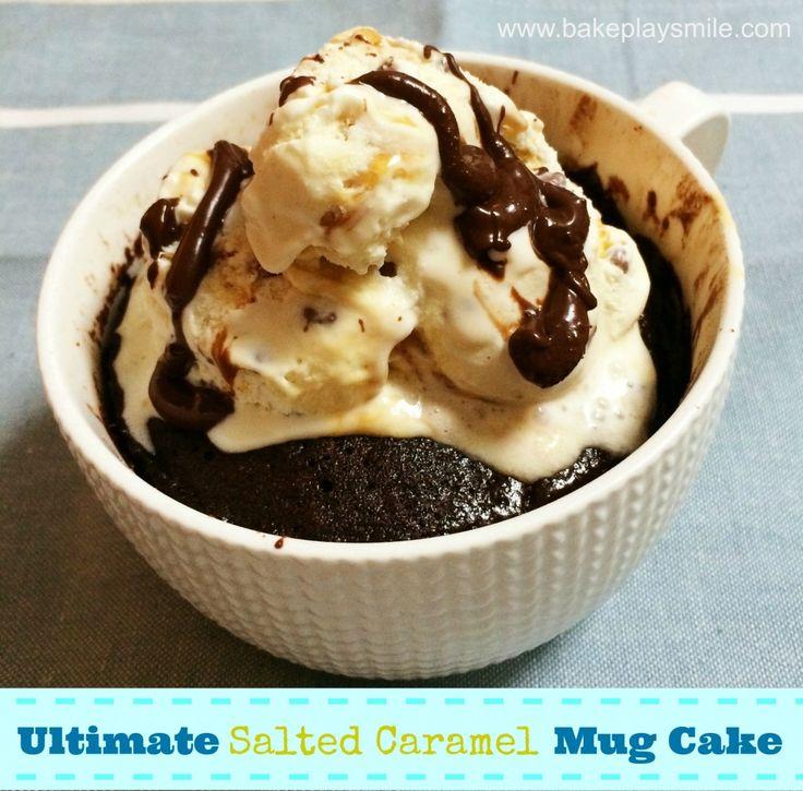 Feature Mug Cake