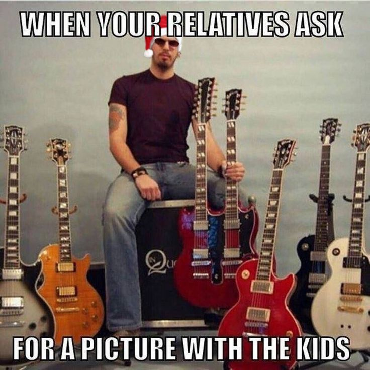 Fun Meme Guitars Guitar Musician With Images Funny Guitar