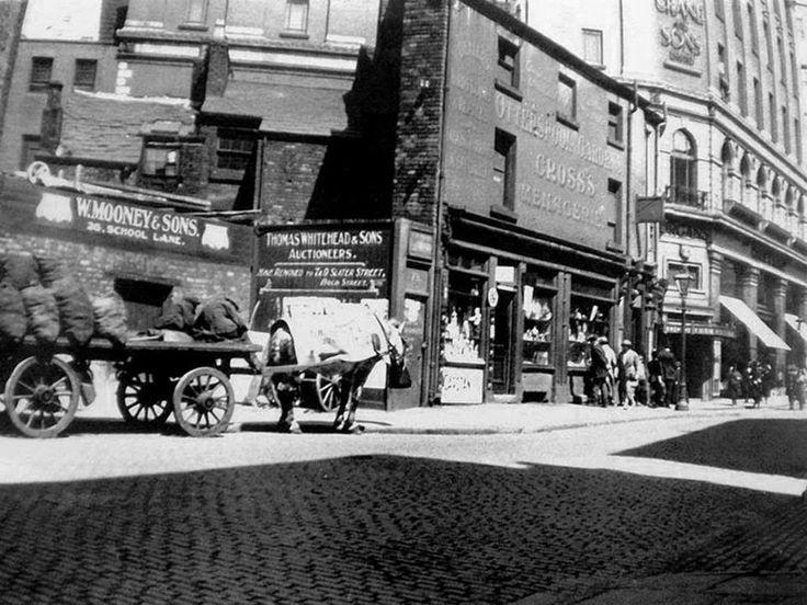 Hanover St. 1927