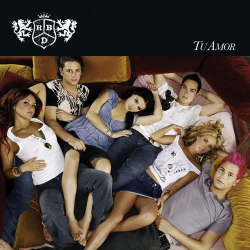 RBD: Tu amor (CD Single) 2006.