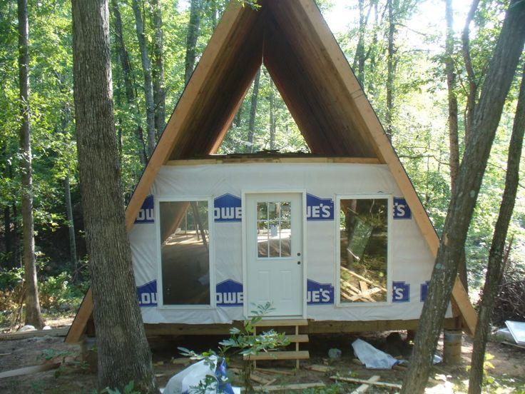 20x32 A frame cabin Central KY