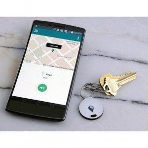 Bluetooth Connected Tracking Device