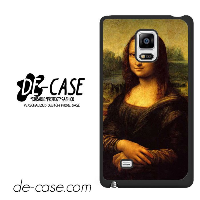 Monalisa Picture DEAL-7365 Samsung Phonecase Cover For Samsung Galaxy Note Edge