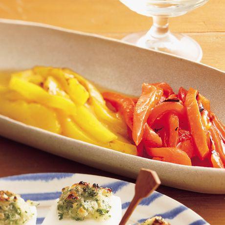 パプリカマリネ   小林まさみさんのマリネの料理レシピ   プロの簡単料理レシピはレタスクラブネット