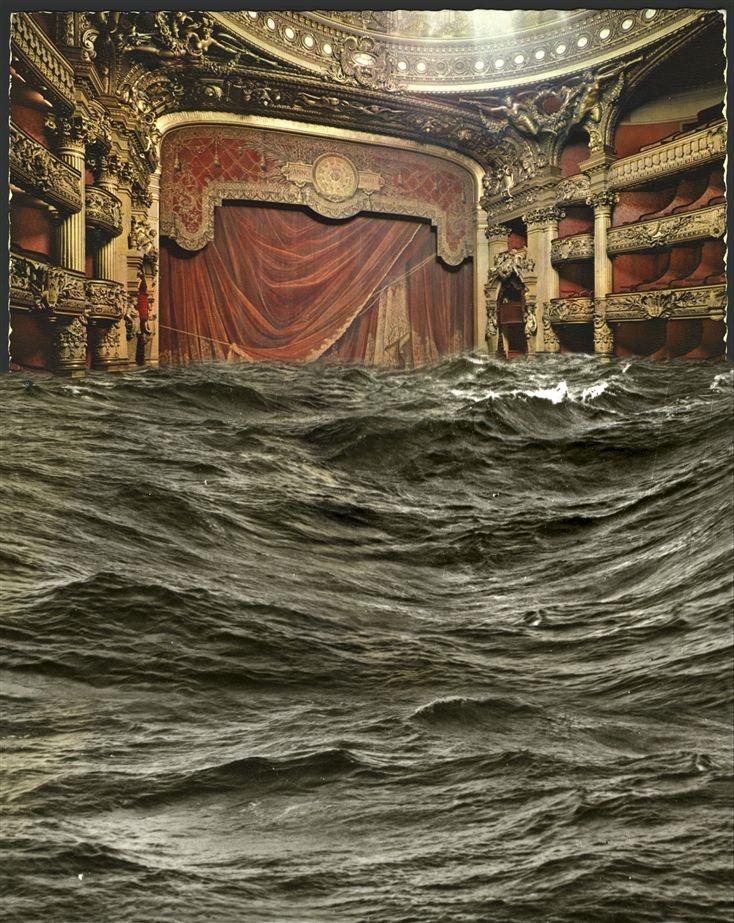 Ohhhhhhh! I like it! Waves of culture!  Pablo Genoves (Spain)