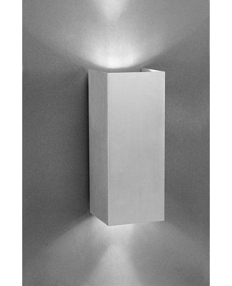 Mantra COMFORT Seinävalaisin alumiini 2 x GU 10 50W
