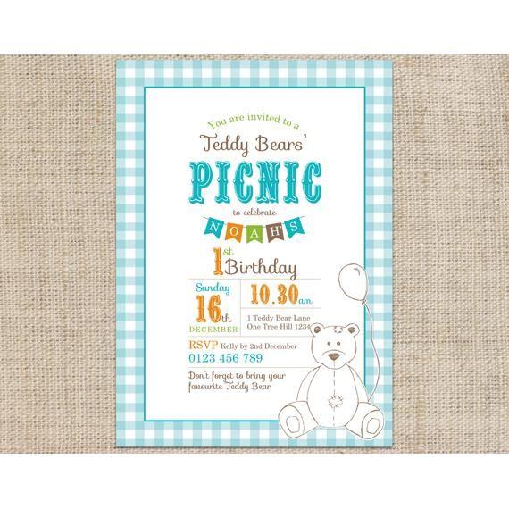 10 best Piquenique Menino images on Pinterest Picnic theme - picnic invitation template