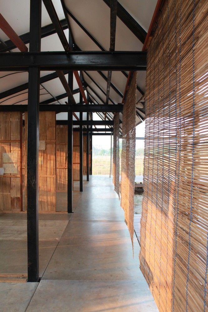 Moving Schools / Building Trust + Ironwood