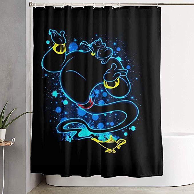 Aladdin Shower Curtains Bathroom Shower Curtains Cool Shower