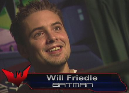 Will friedle Terry McGinnis