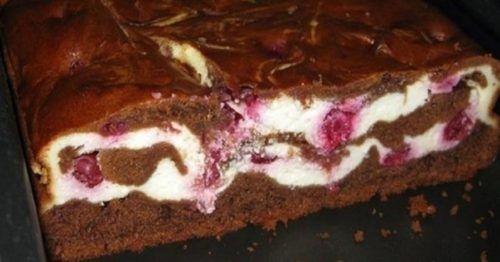 Túrókrémes meggyes finomság, egy sütemény ami kivétel nélkül mindenkinek ízlik! - Ketkes.com