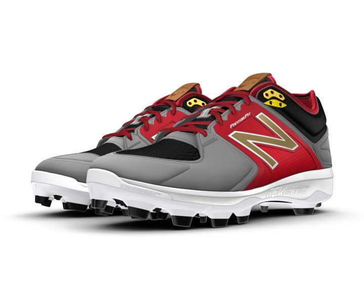 The 3000v3 low-cut baseball cleat is now available for customization to  reflect your team\u0027s