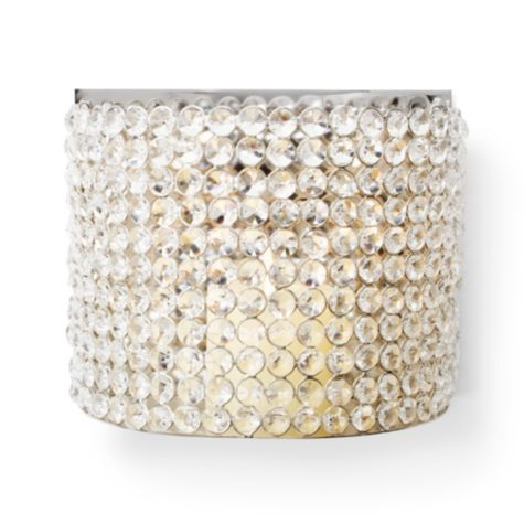 Bling Wall Sconce From Z Gallerie