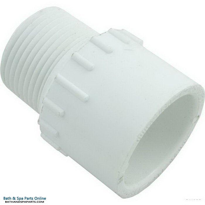 "Lasco SCH40 MIP PVC Adapter [1"" Slip x MPT] (436-010)"