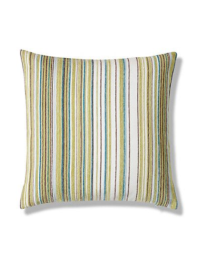 striped cushion - need filling!