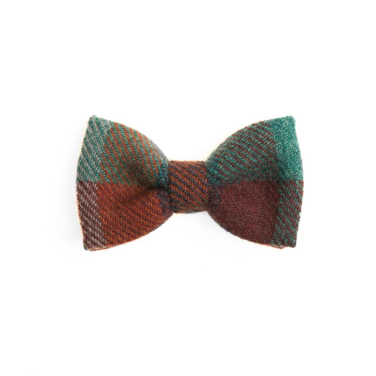 """Harlequin"" Donegal #Tweed  #Bowtie. FREE Worldwide Shipping!"