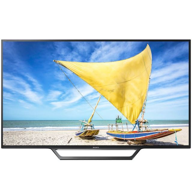 "Smart TV Sony LED 48"" Full HD KDL-48W655D Wi-Fi com Conversor Digital Integrado 2 USB e 2 HDMI << R$ 188910 >>"
