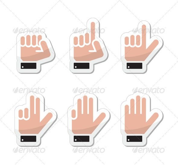 Hand Vector Gestures, Signals and Signs - Victory  #GraphicRiver         Human hands gesturing – black icons set with reflection   FEATURES :   100% Vector Shapes  All groups have names  All elements are easy to modify – you can change coulours, size  Pack include version AI, EPS , JPG      Created: 30November12 GraphicsFilesIncluded: JPGImage #VectorEPS #AIIllustrator Layered: Yes MinimumAdobeCSVersion: CS Tags: aim #app #application #becool #black #cool #finger #gesture #hand #hangloose…