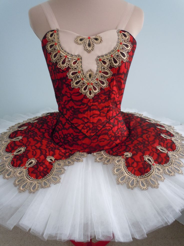 Paquita, DQ DESIGNS-tutus and more Beautiful #ballet #tutu