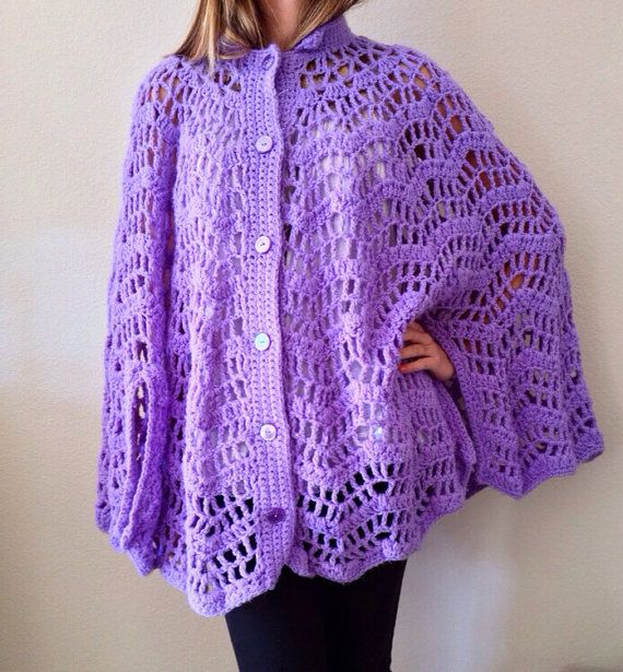 This is a Beautiful 1970's Vintage Crochet by shopvintageclectic, $23.00
