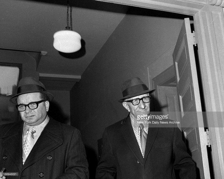 Jimmy Brown and Carlo Gambino