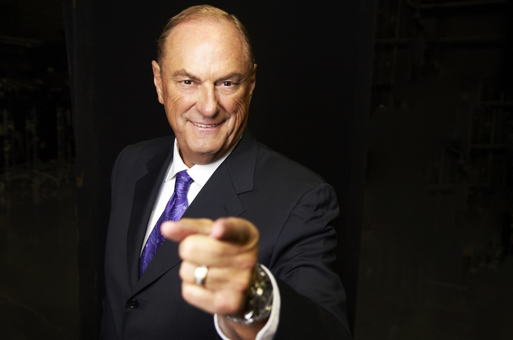 Jim Treliving - again, haven't met but was at the same event!