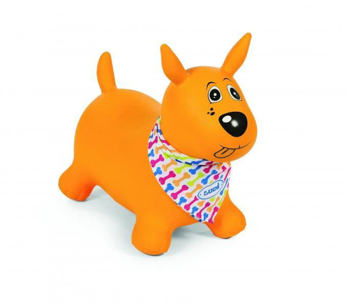 Un chien aussi sympa et coloré, c'est gonflé ! A partir de 10 mois - Picwic - Jeux, jouets et activités créatives pour toute la famille