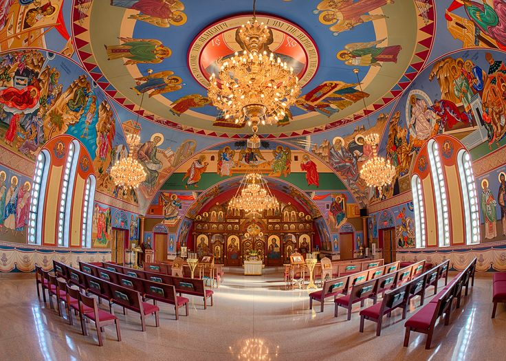 Annunciation Byzantine Catholic Church in Anaheim, California.