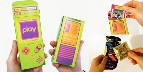 Play safe: Computer game condoms