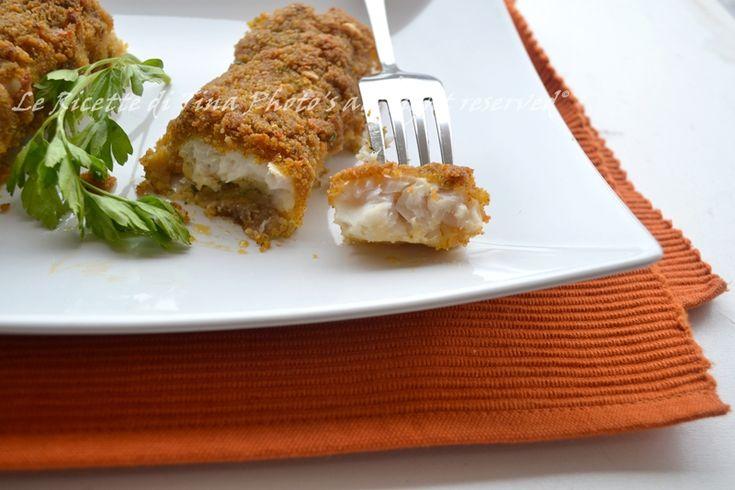 Merluzzo al forno gratinato: Blog Giallozafferano, From Blogs, Recipes, Di Tina, Forno Gratinato