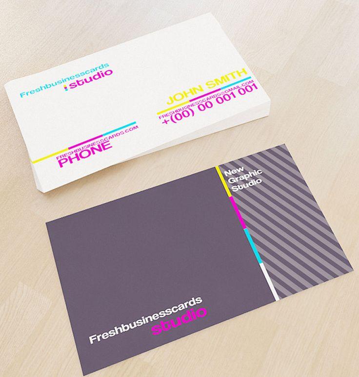 12 best Business Cards images on Pinterest | Business card design ...