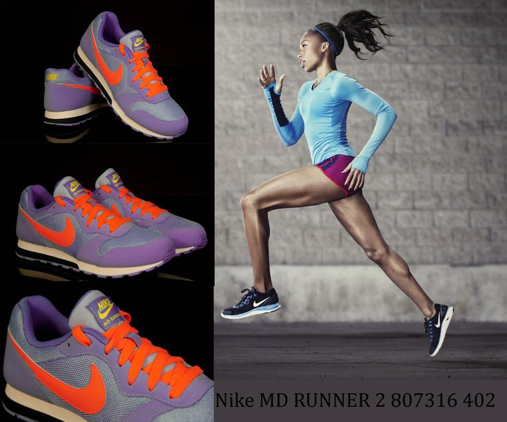 Nike MD RUNNER 2 807316 402 MD RUNNER ist ein Modell der Sportlaufschuh inspiriert. #nike #runner #modell #sportlaufschuh #sport #männer #herren