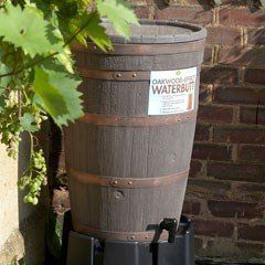 Oakwood Water Butt - 120 litre