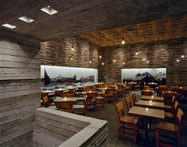 el restaurante; restaurant
