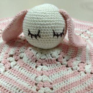 """"""" El Encanto del Crochet """": TUTOS DE APEGO BEBES  X ALUMNAS 1"""