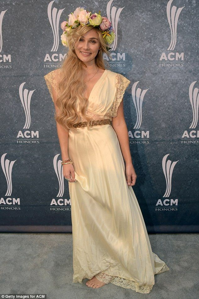 Nashville star Clare Bowen cut off her long locks - for a purpose #dailymail