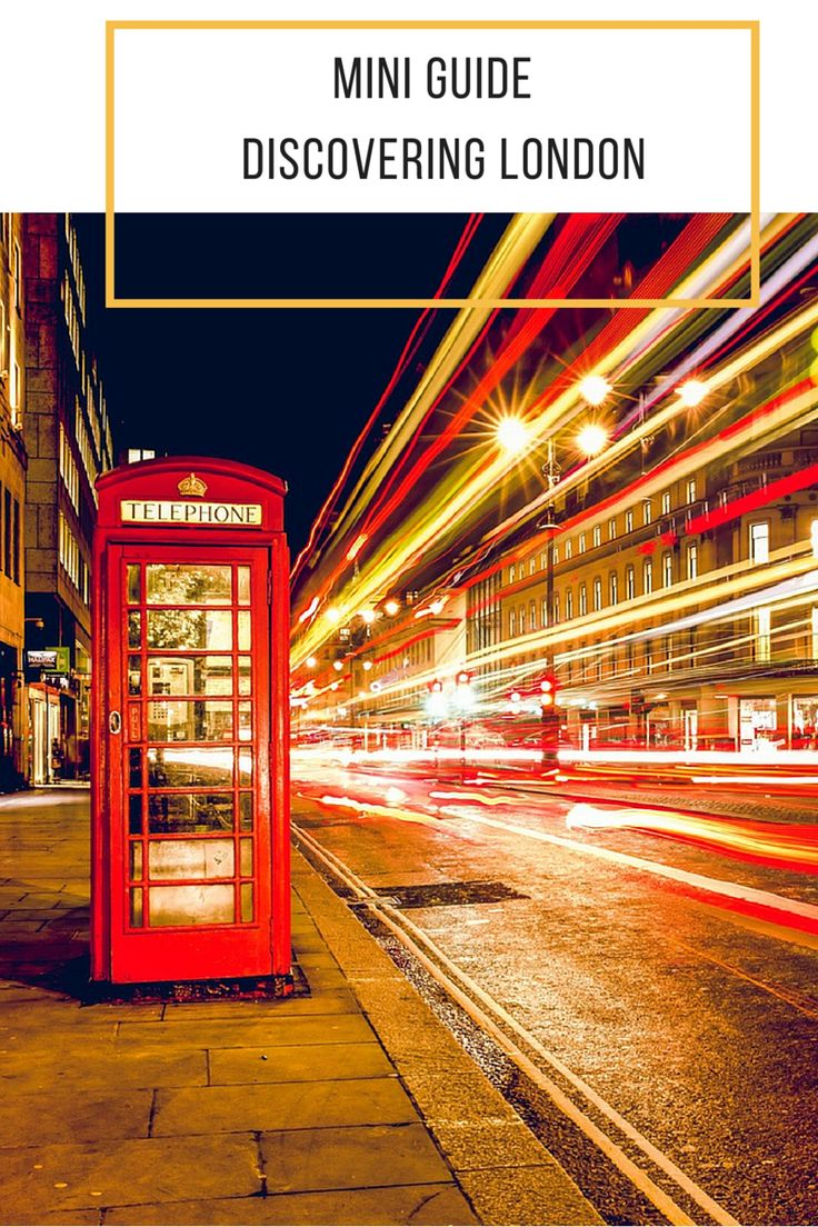 Heading to London? Here are some great tips on things to see and do!