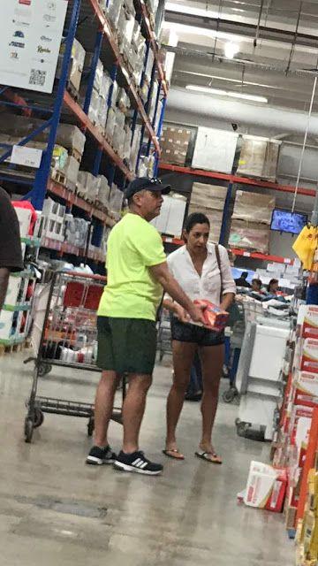 Al ministro de Pesca Ángel Belisario Martínez lo capturaron pescando ofertas en Aruba http://ift.tt/2gWIYVq