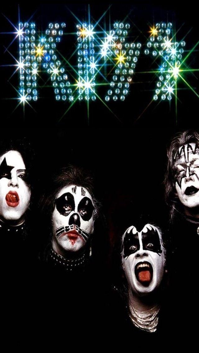 Kiss Wallpaper . Not My Fav Band